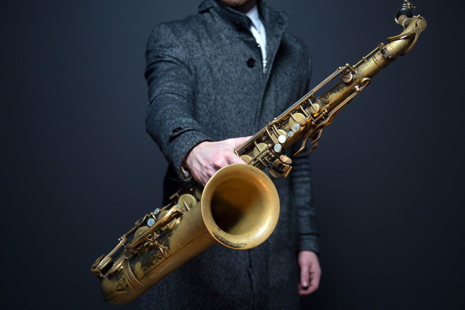 Jazz saxofoon