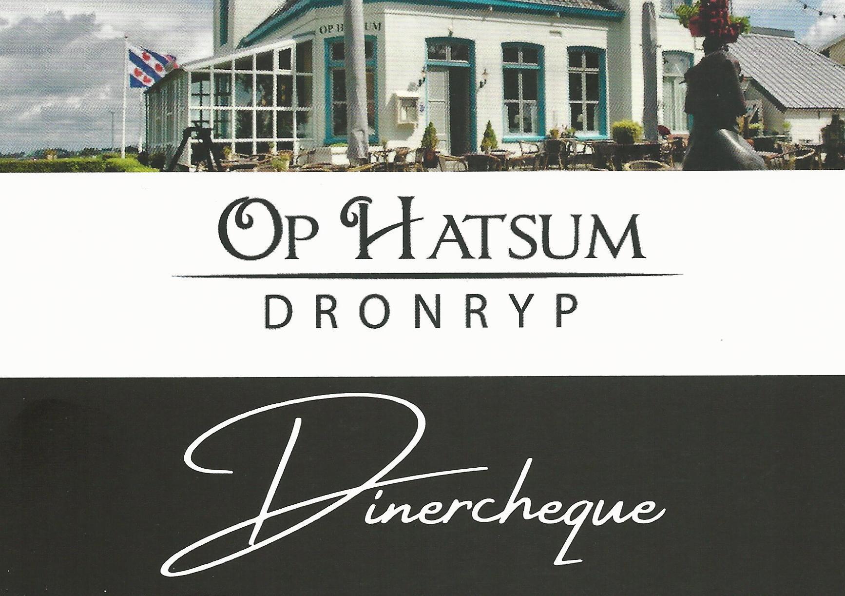 Op Hatsum Dinercheque